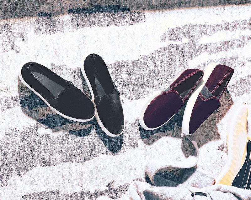 Vince Blair-12 Velvet Skate Sneaker
