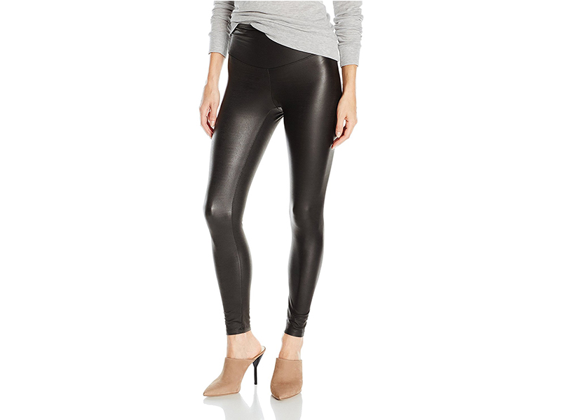 Yummie by Heather Thomson Tony Faux Leather Legging