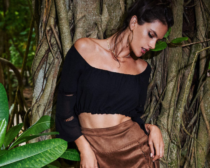 ále by Alessandra x REVOLVE Virginia Top