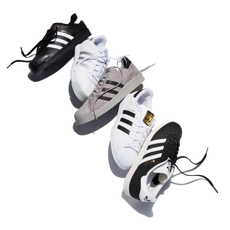 adidas Gazelle Original Snake-Embossed Sneaker