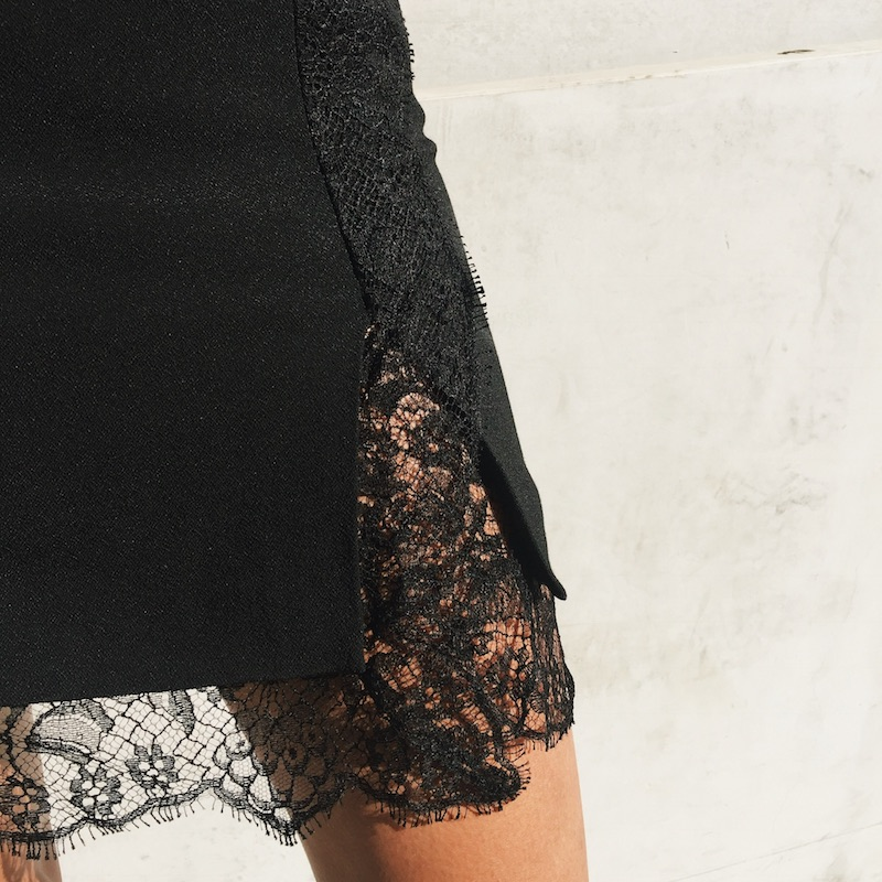 A.L.C. Viea Cady Miniskirt