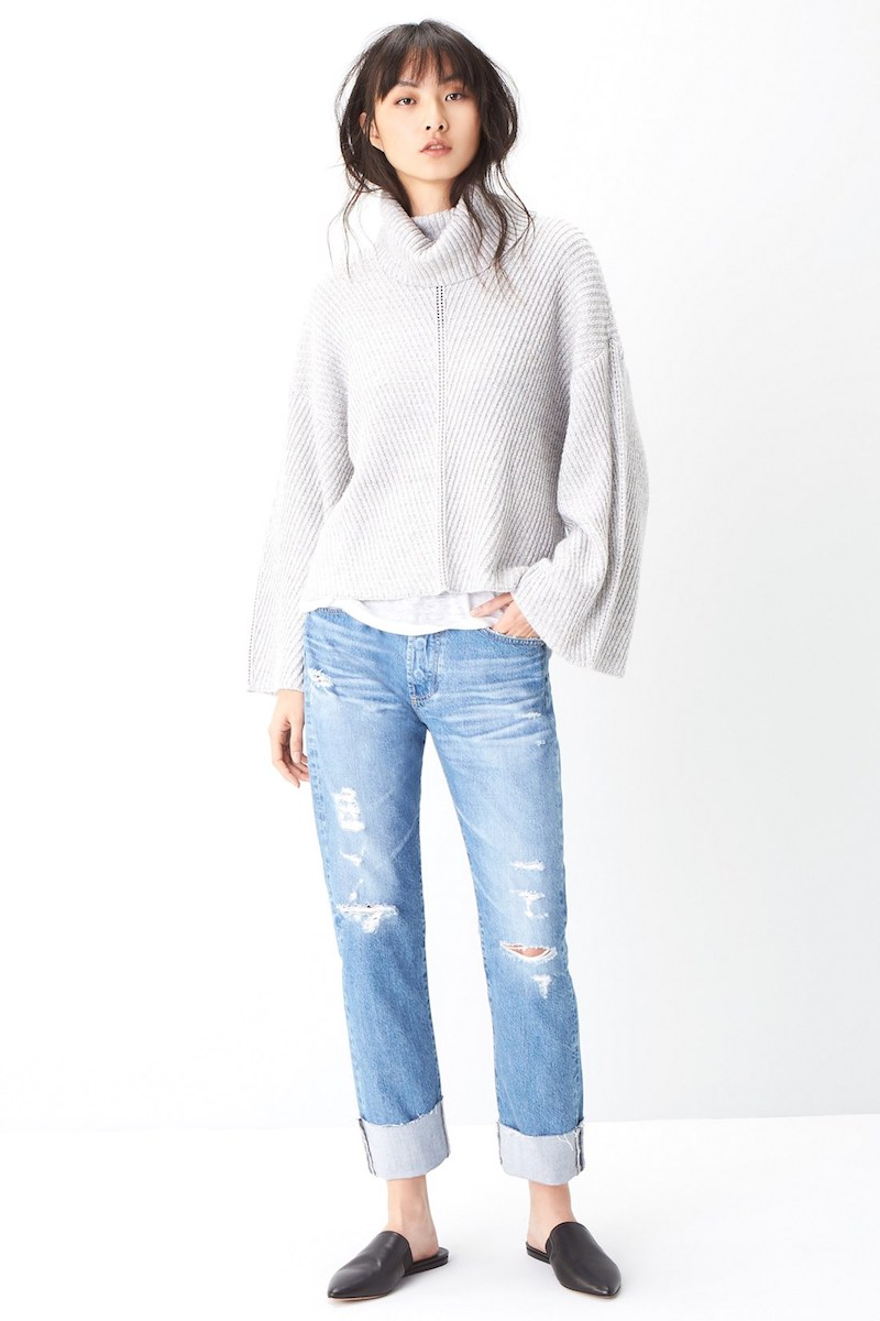 AG The Sloan Vintage Straight Leg Jeans