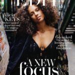 Alicia Keys for The EDIT
