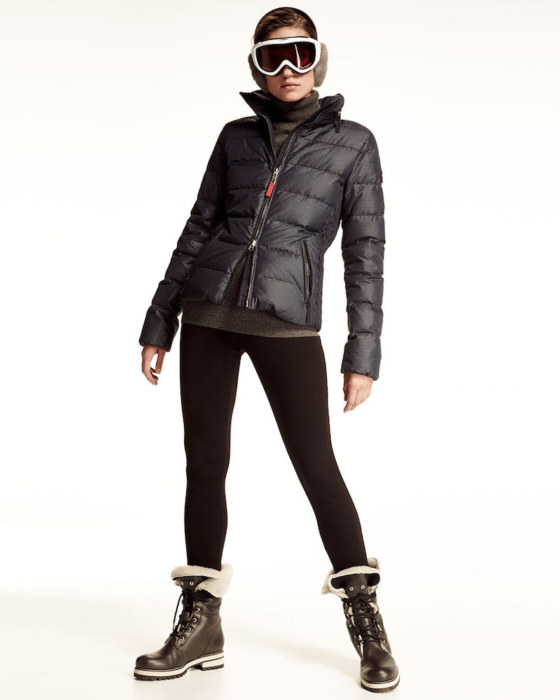 Bogner Fire + Ice Lightweight Puffer Jacket