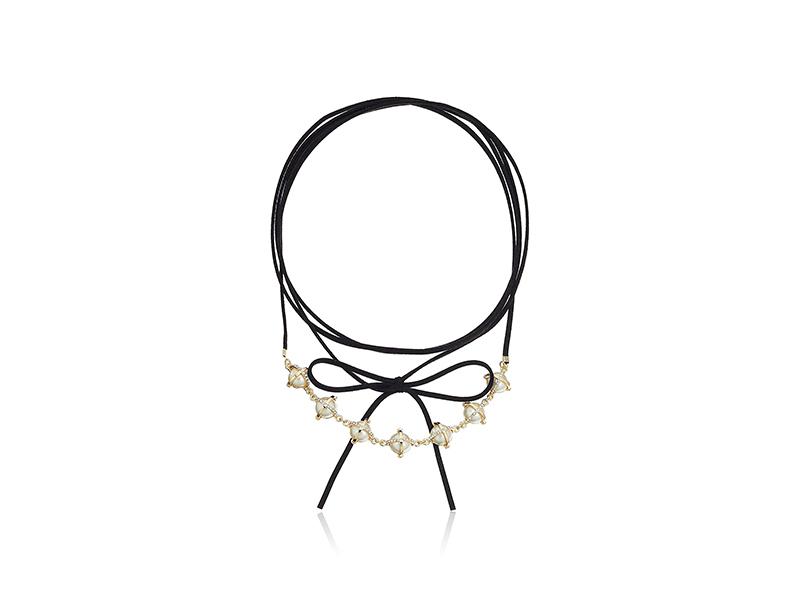 Danielle Nicole Grete Choker Necklace