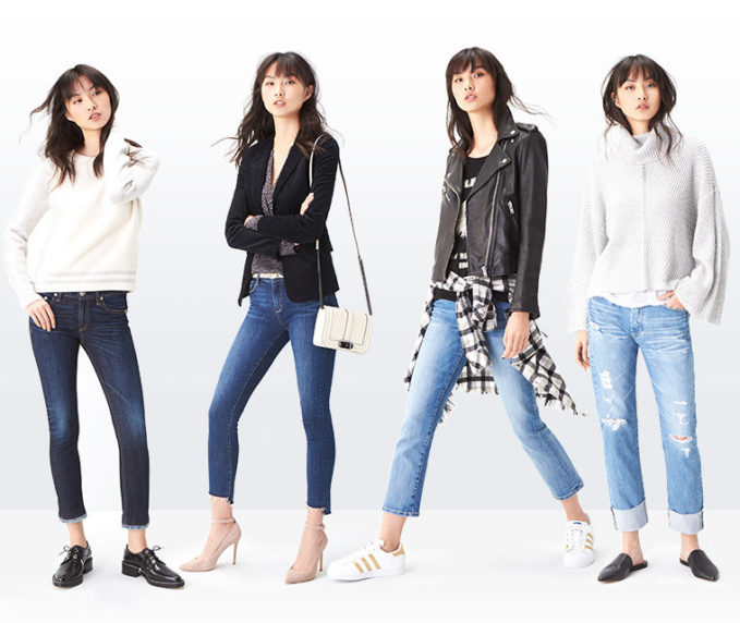 Denim Report All About the Ankle