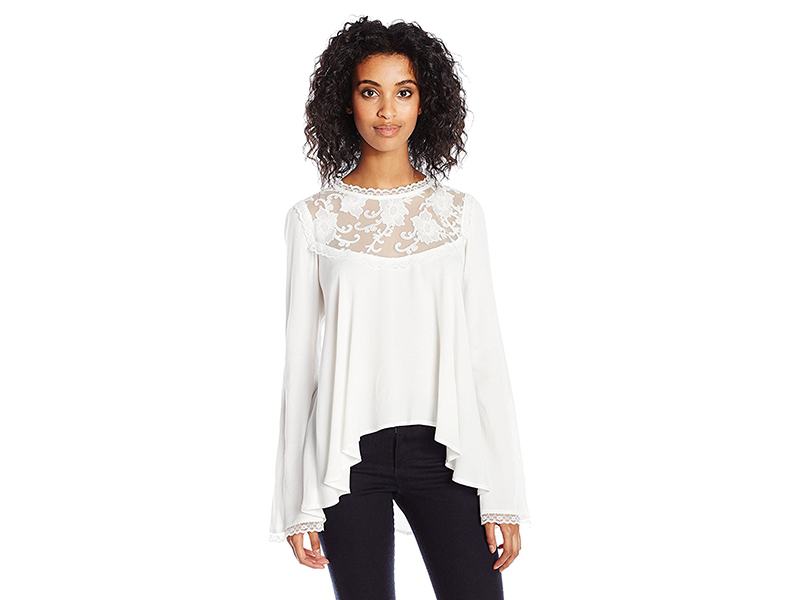 For Love & Lemons Ellery Blouse