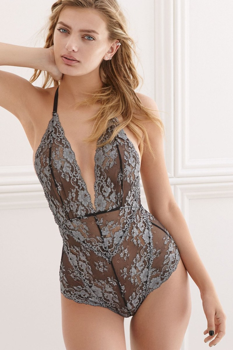 Free People Too Cute to Handle Bodysuit