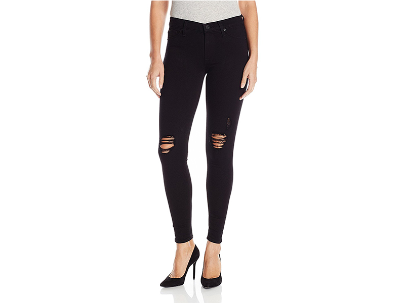Hudson Jeans Nico Mid-Rise Super Skinny 5-Pocket Jean