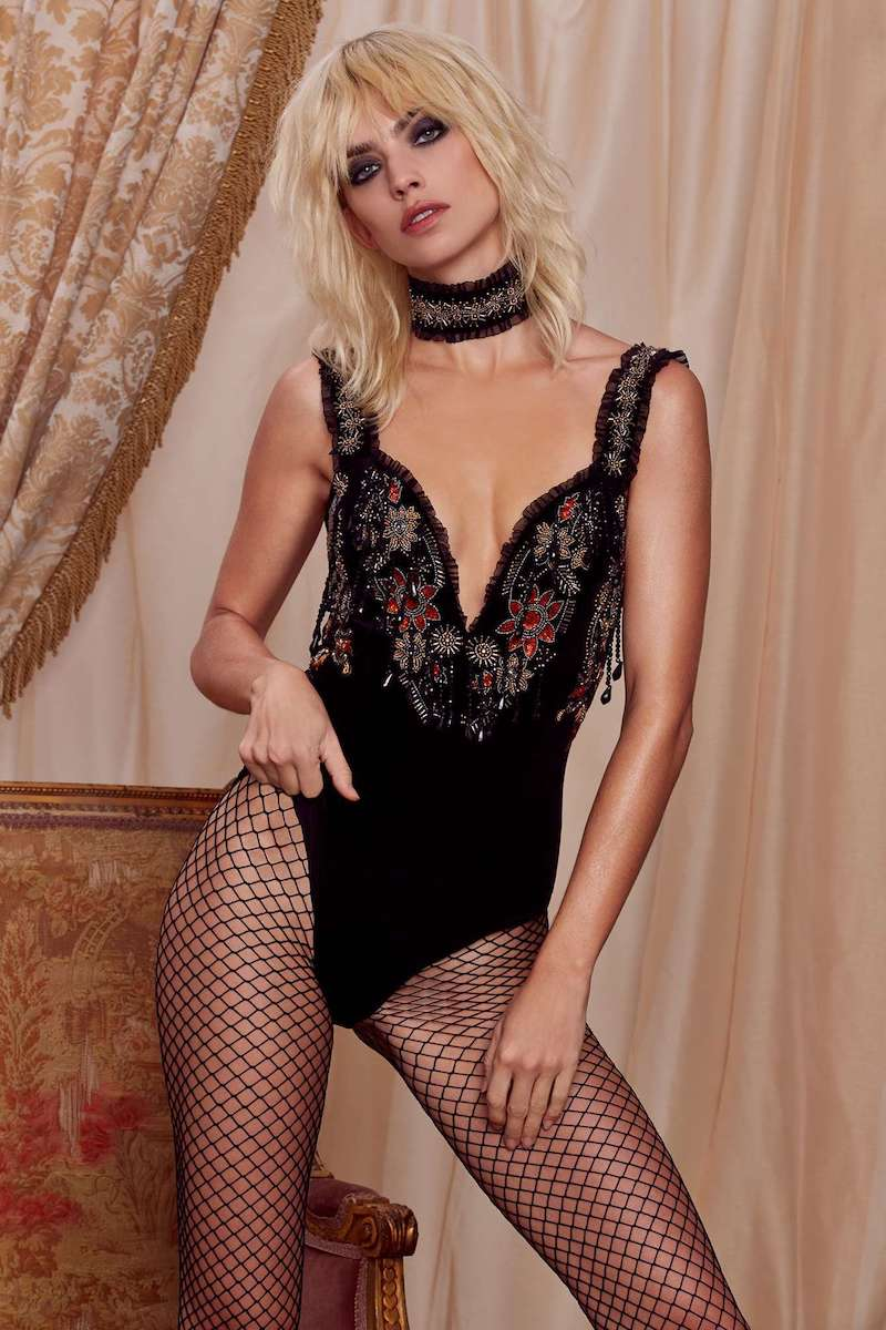 Love, Courtney by Nasty Gal Astoria Bodysuit