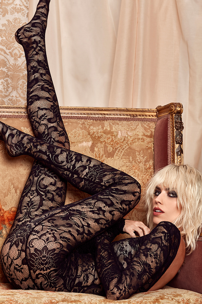 Love, Courtney by Nasty Gal Hard Rock Unitard