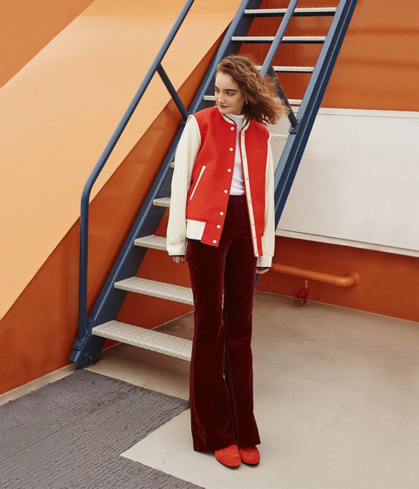 M.i.h Jeans Marrakesh Velvet Pants