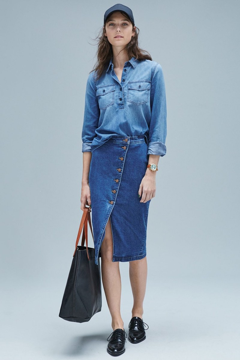 Madewell Denim Shirt