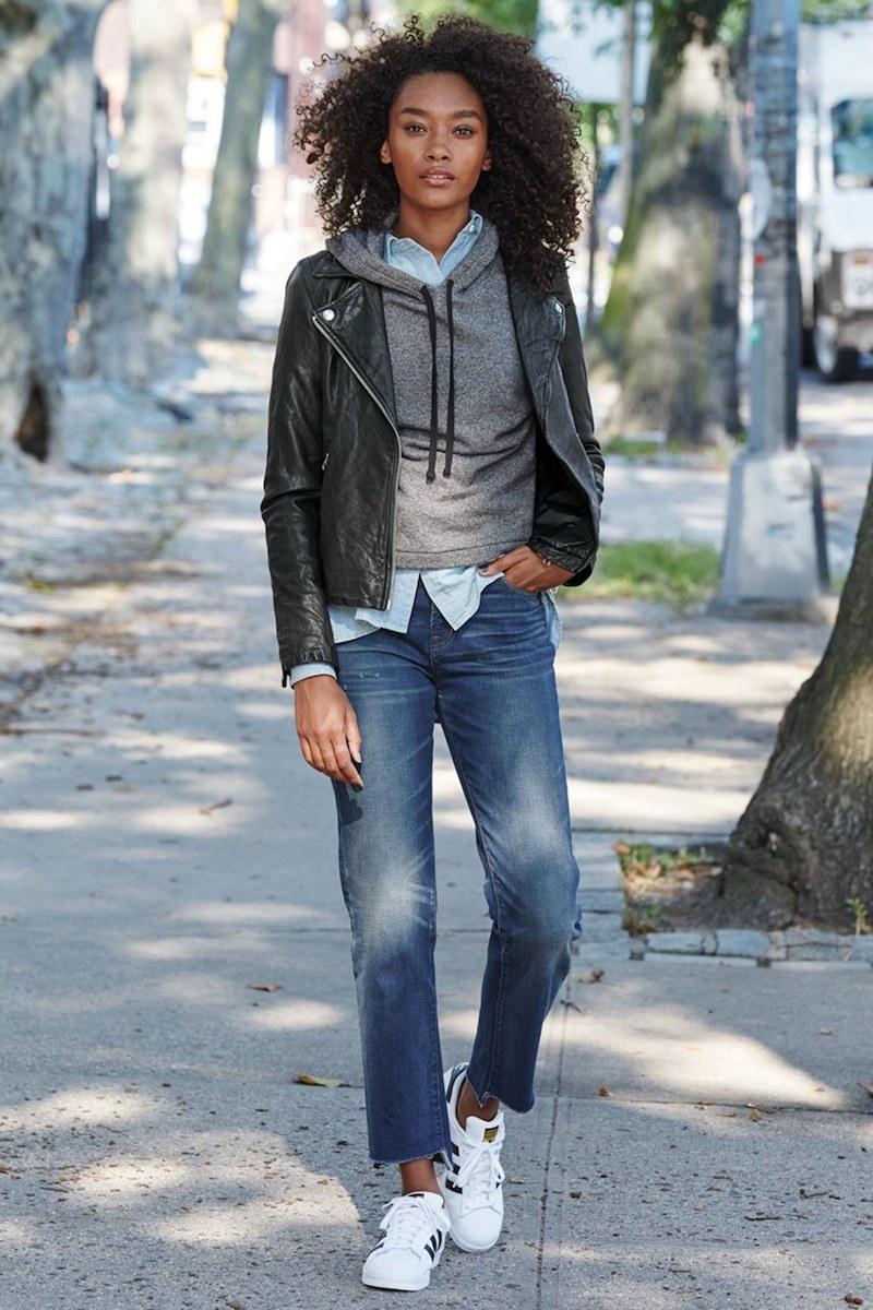 Madewell Perfect Vintage Step Hem Jeans