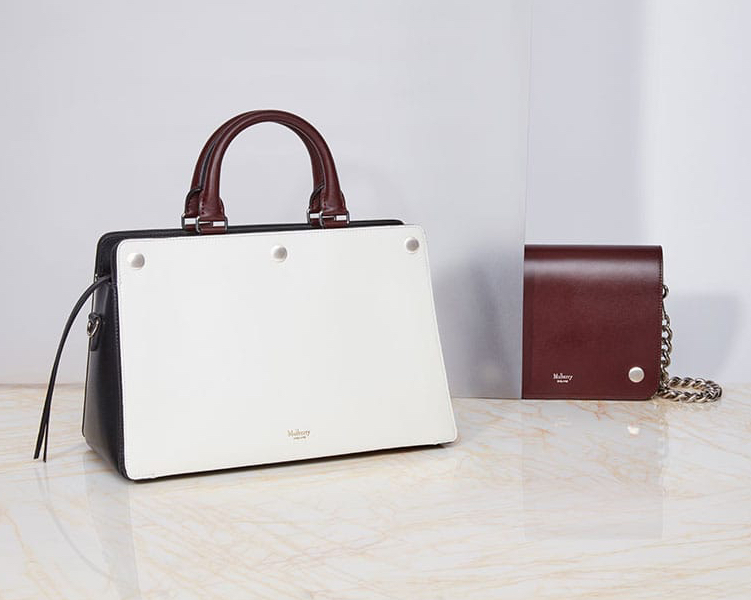 Mulberry Chester Grained Leather Tote
