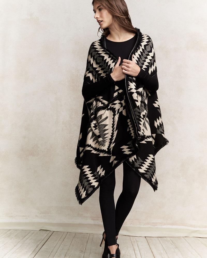 Ralph Lauren Collection Reversible Intarsia Vest
