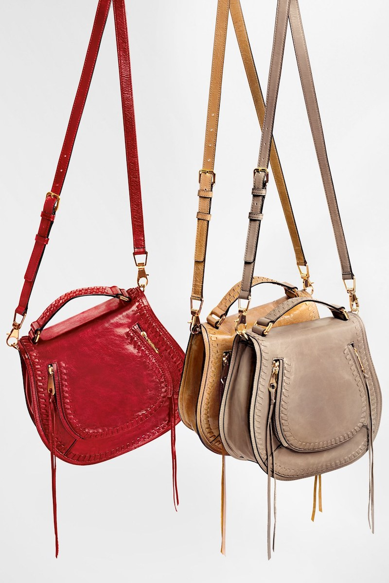 Rebecca Minkoff Vanity Saddle Bag 1