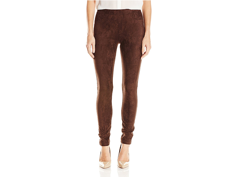 Sanctuary Clothing Faux Suede Grease Legging