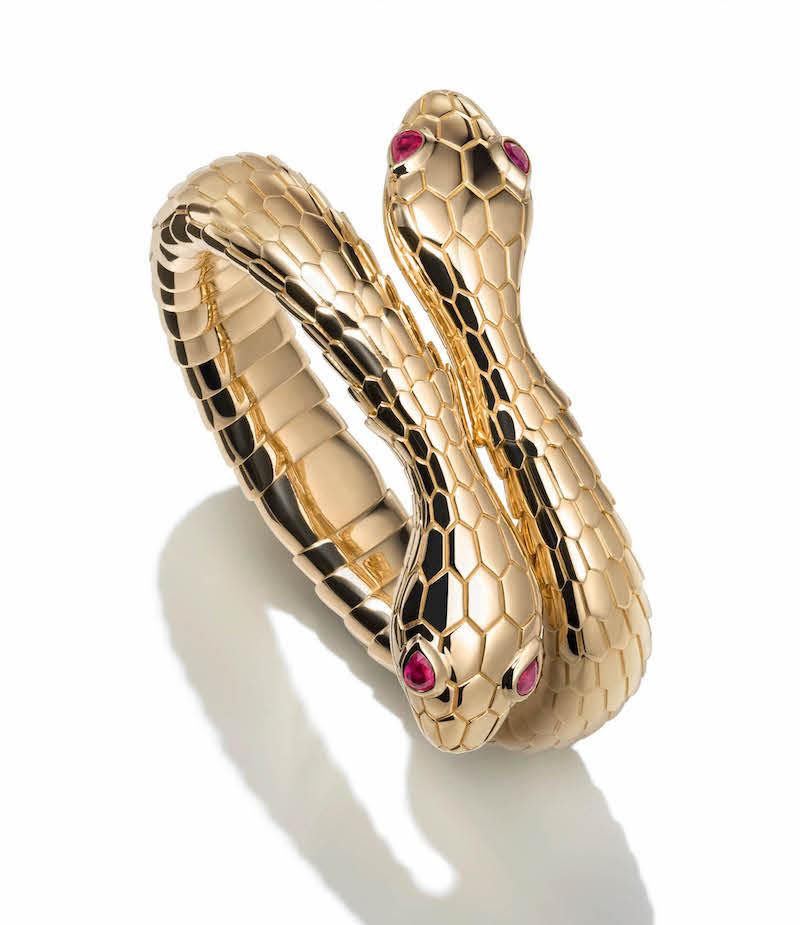 Sidney Garber Il Serpente Bracelet