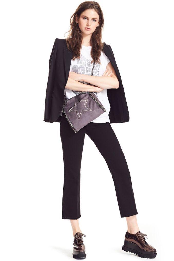 Stella McCartney PS1 One-Button Wool Jacket