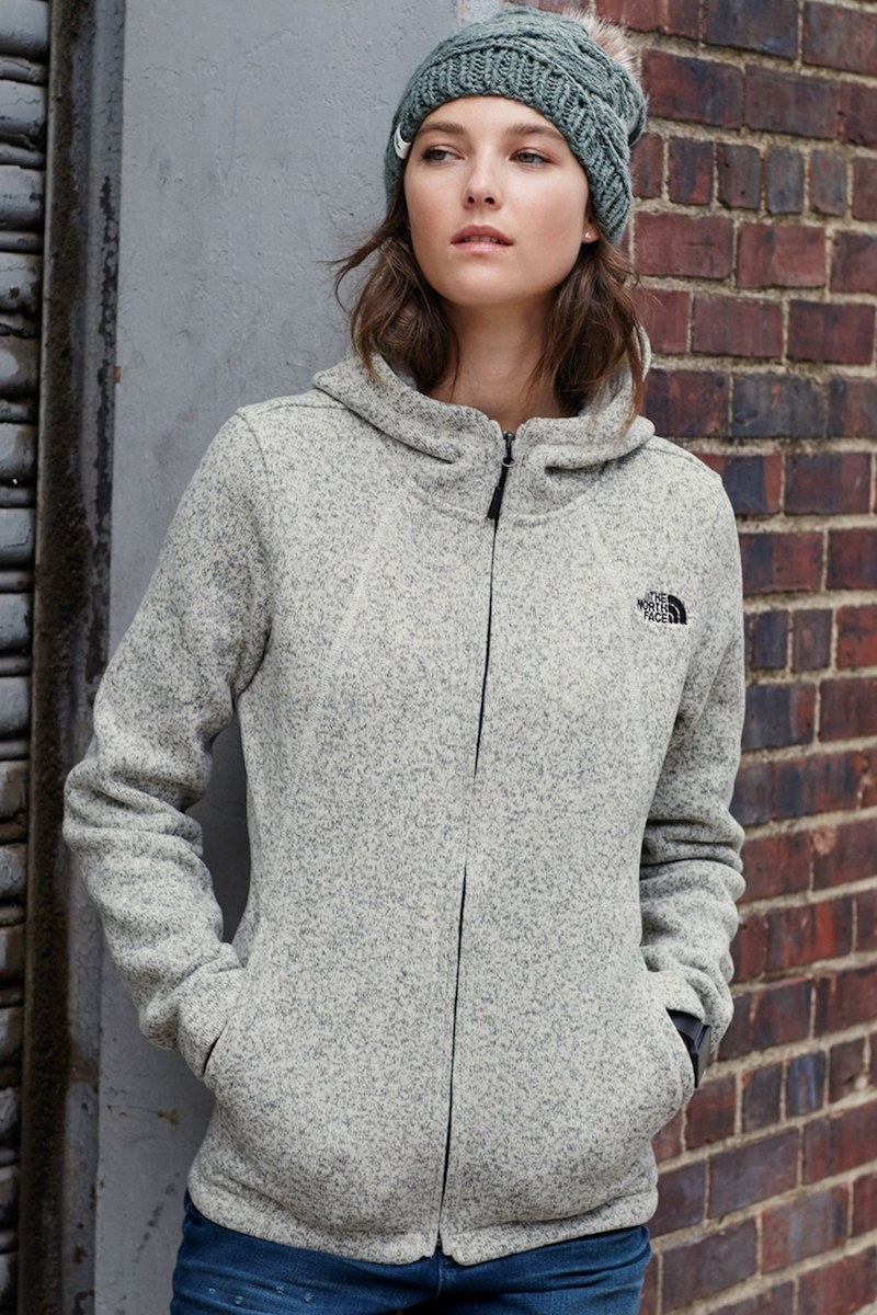 The North Face Crescent Fleece Jacket