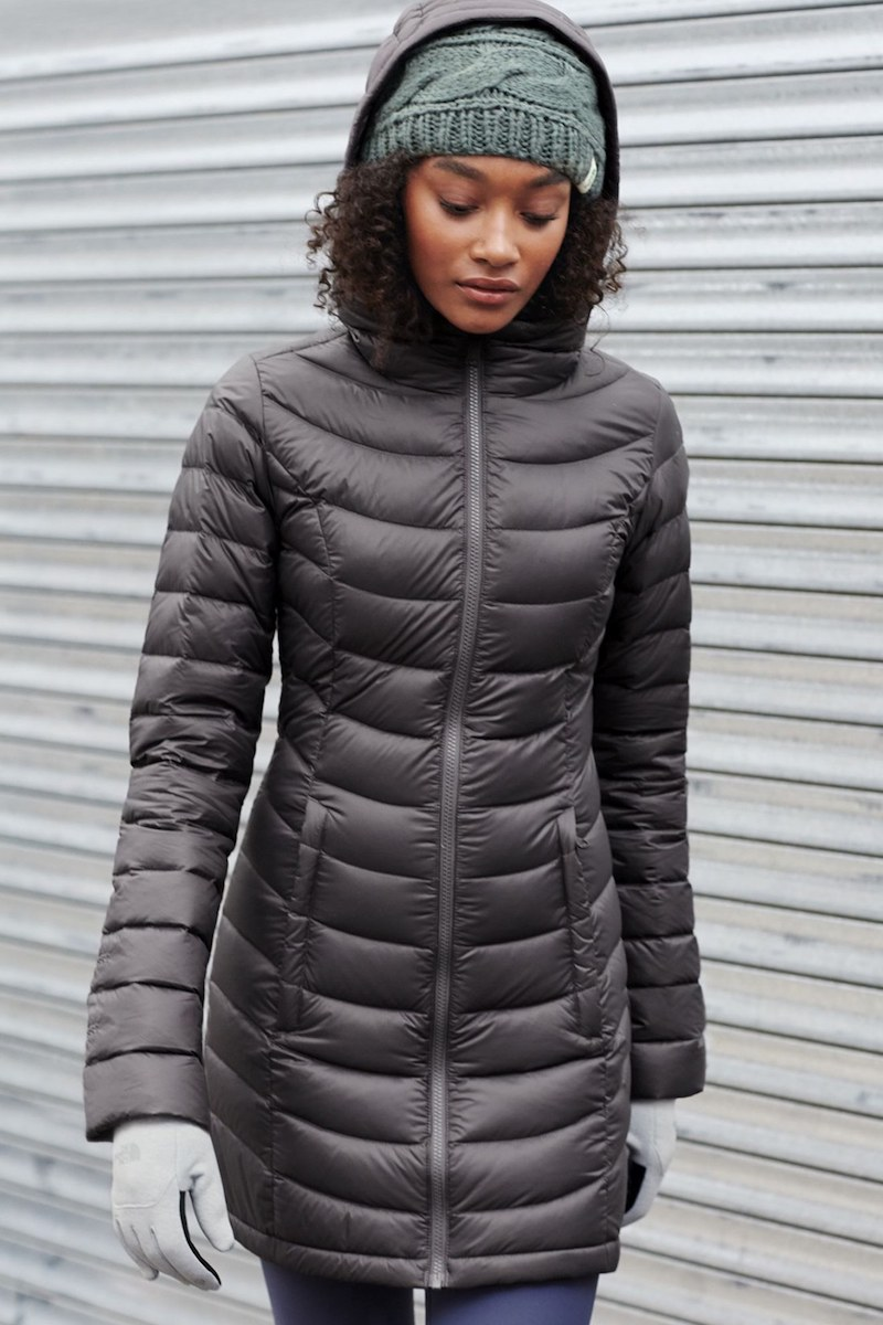 The North Face Jenae Hooded Down Jacket