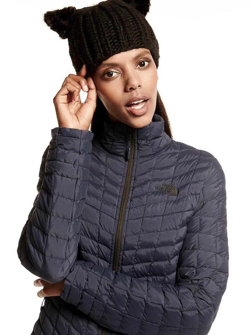 The North Face ThermoBall All-Weather Quilted Jacket