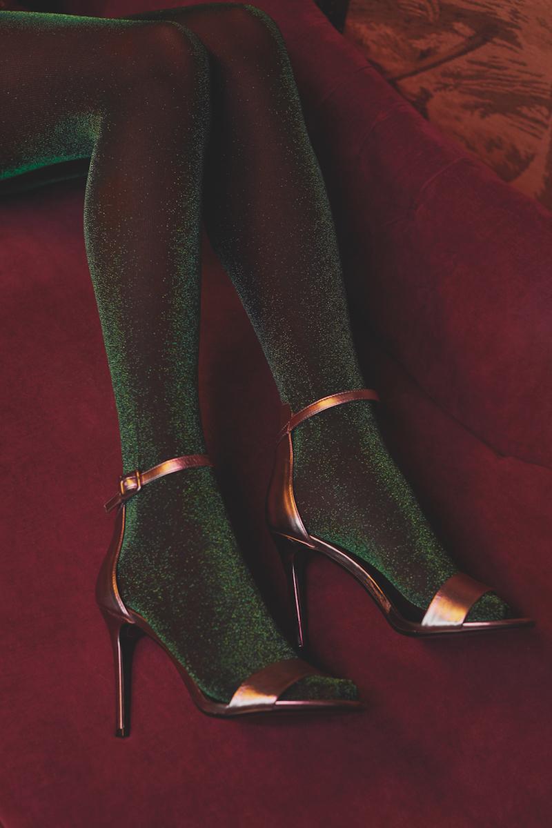 Topshop MELISSA Skinny Sandals