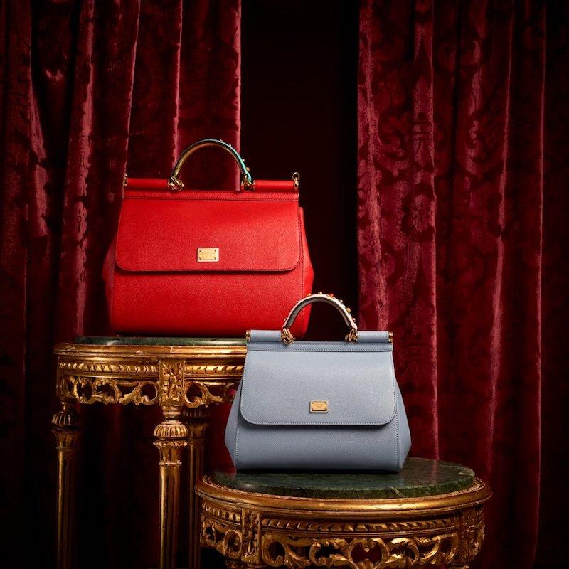 mytheresa.com x Dolce & Gabbana Miss Sicily Embellished Leather Tote
