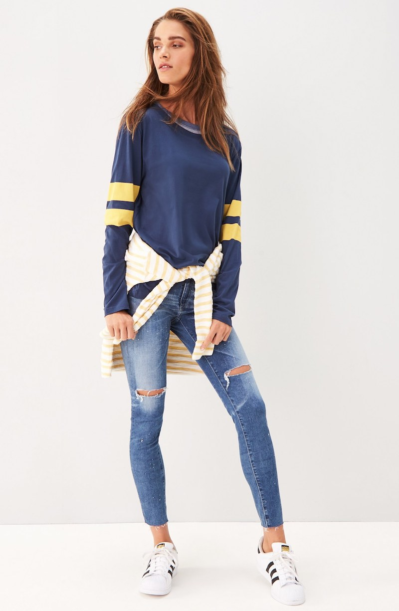 AG The Legging Ankle Jeans - 16 Years Artist Touch