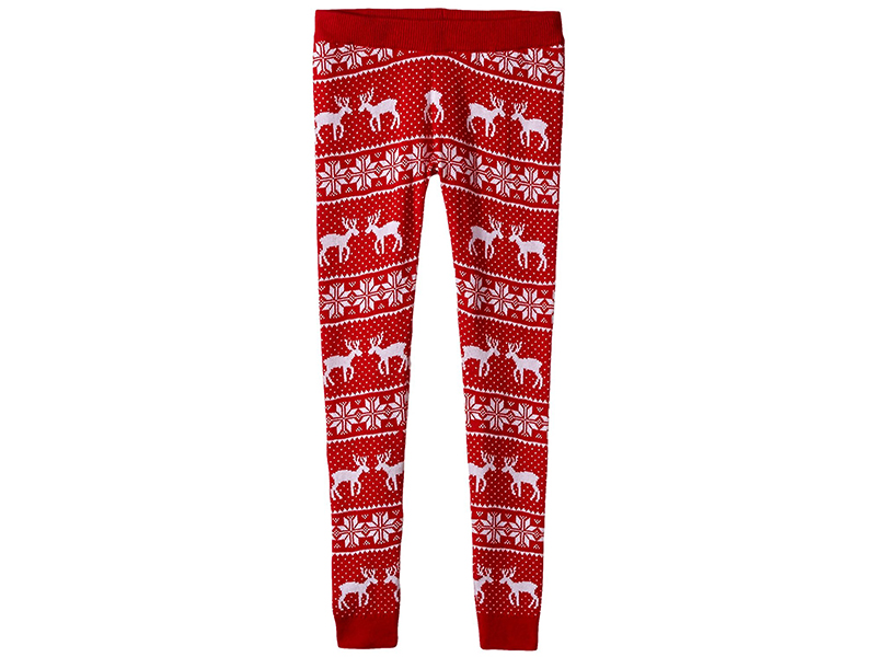 Alex Stevens Girls' Fair Isle Legging