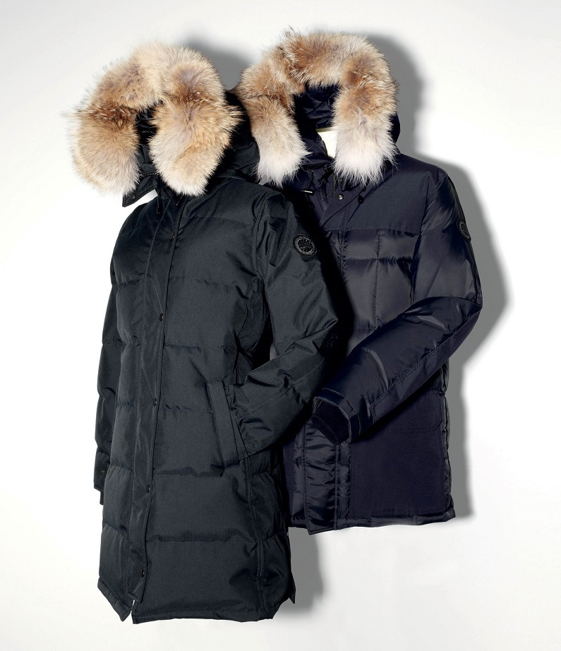Canada Goose Massey Fur-Trimmed Parka