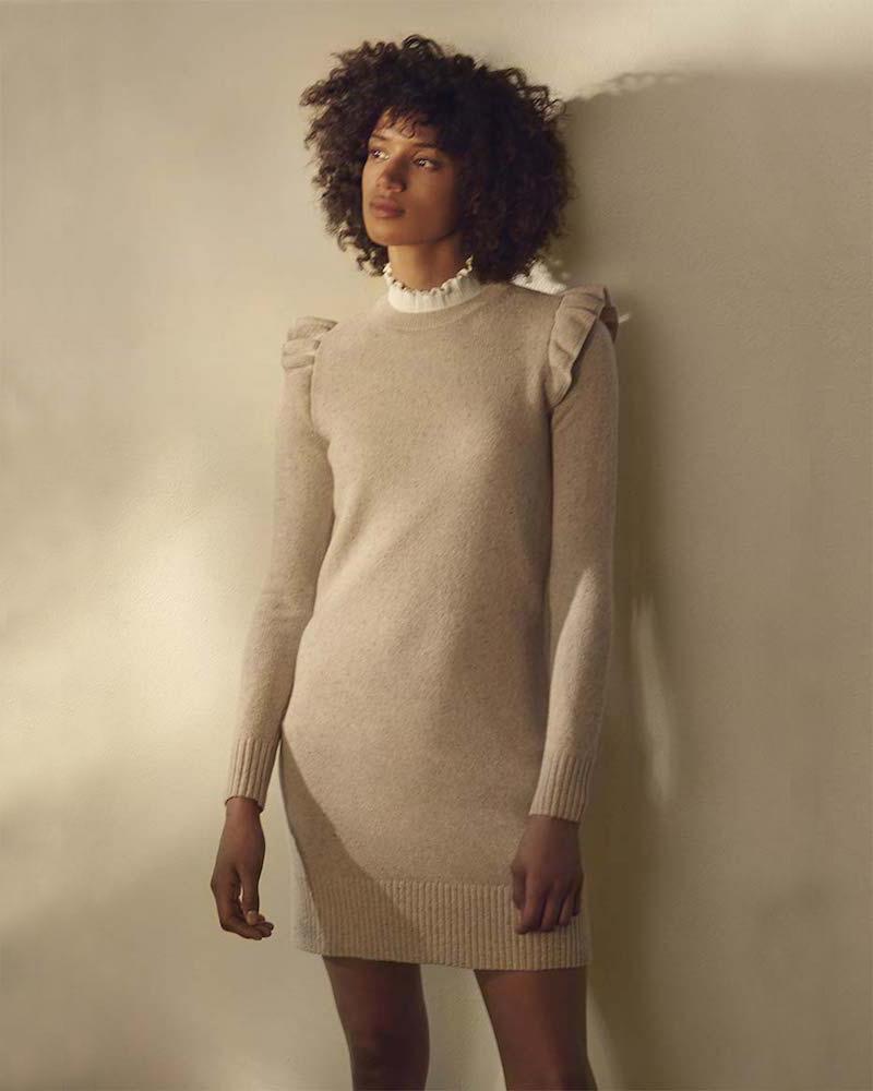 Club Monaco Evern Sweater Dress