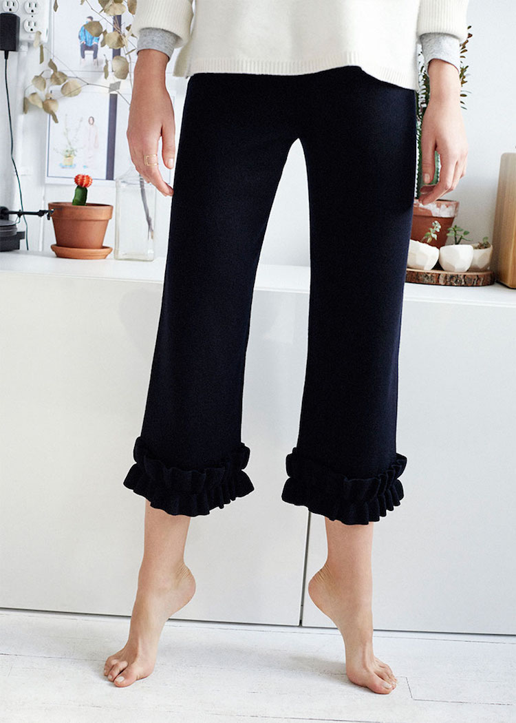 Club Monaco Ivrit Sweater Pant