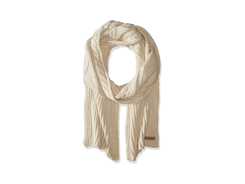 Columbia Cable-Knit Cutie Scarf