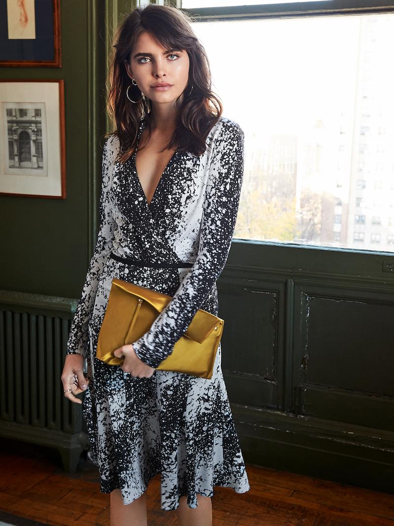 Diane von Furstenberg New Jeanne Bodysuit