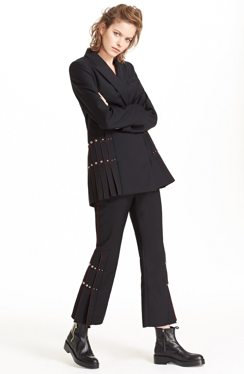 ELLERY Montana Cropped Suiting Pants