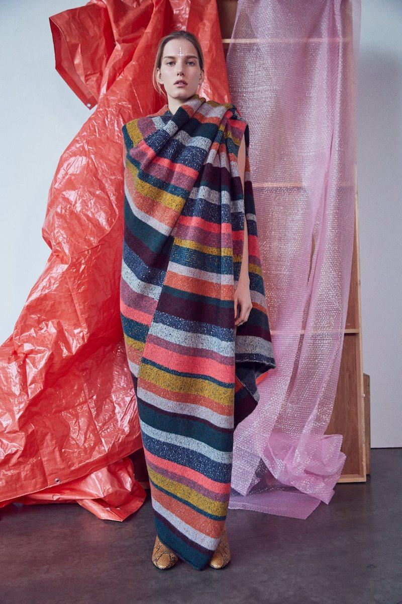 FWRD Exclusive The Elder Statesman Super Soft Blanket