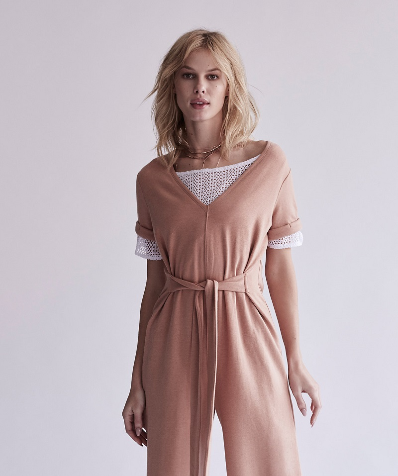 Free People Head In The Clouds Jumpsuit