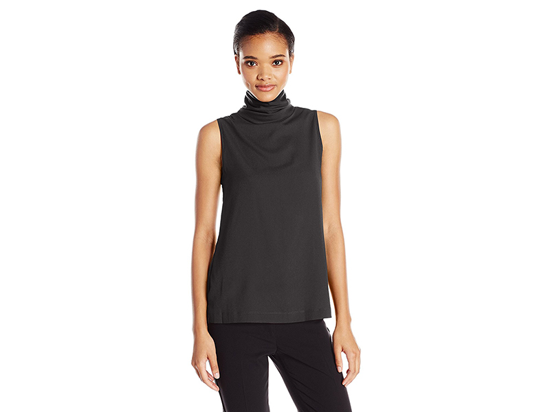 French Connection Polly Plains T Neck