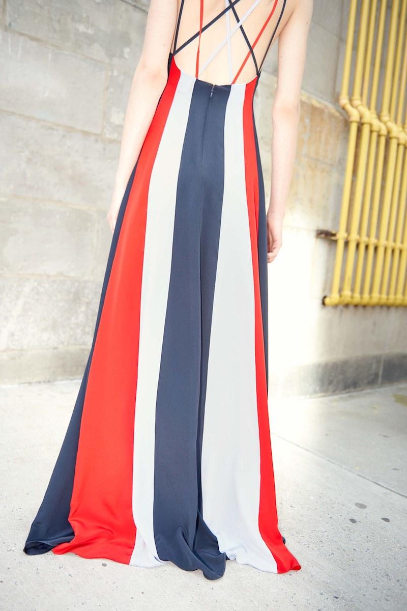 Gabriela Hearst Somerset Silk-Crepe Maxi Dress