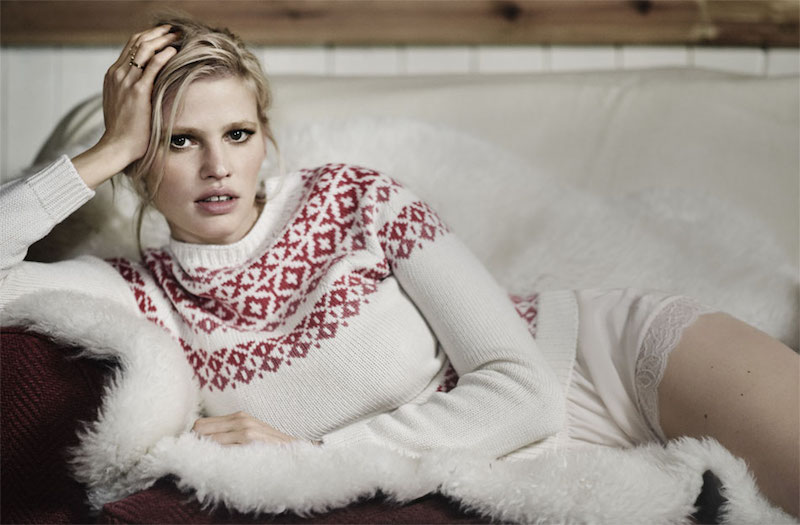 In Her Own Words: Lara Stone for The EDIT