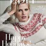 In Her Own Words Lara Stone for The EDIT Cover