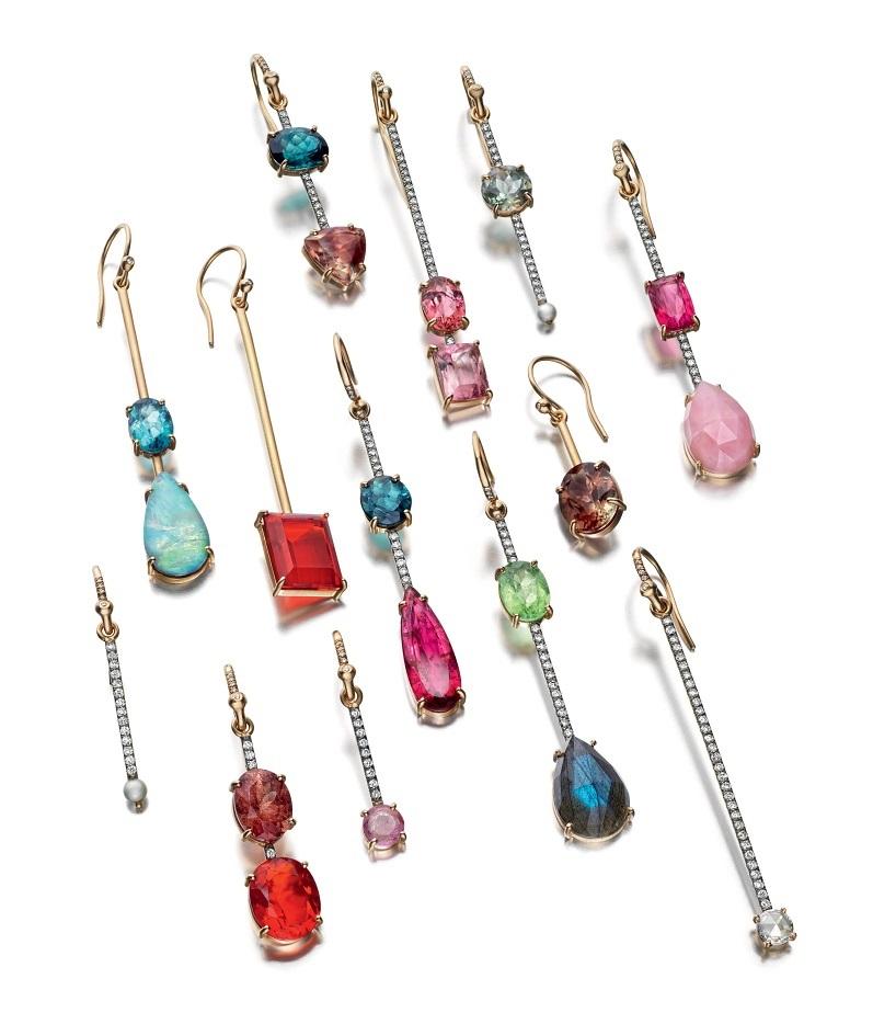 Irene Neuwirth Tourmaline Drop Earring