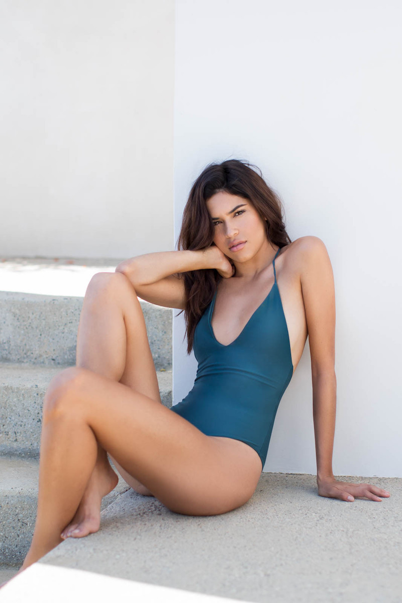 Jade Swim All In One Swimsuit