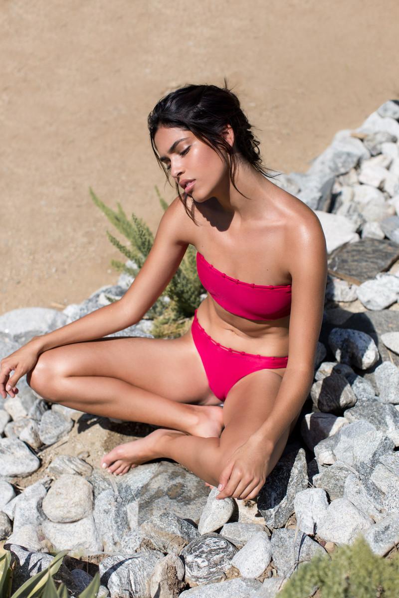 Jade Swim Chain Reaction Bikini Briefs
