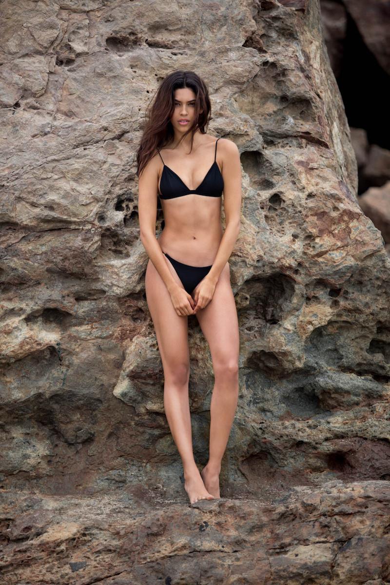 Jade Swim Micro Perfect Match Triangle Bikini Top