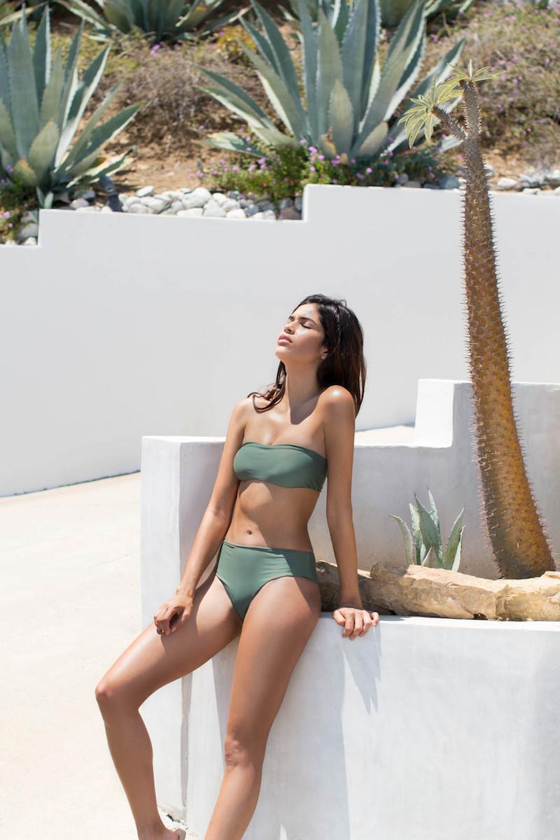 Jade Swim Rise Bikini Briefs