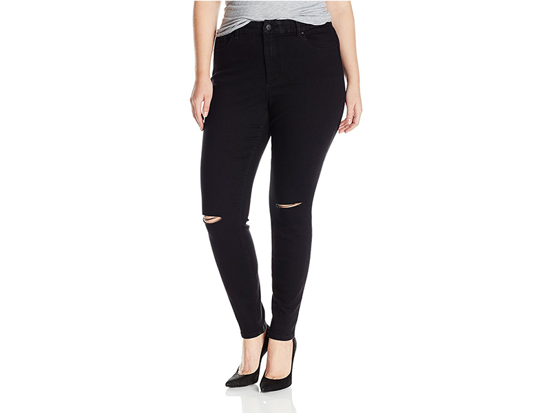 Jessica Simpson Plus Size Curvy High Rise Skinny