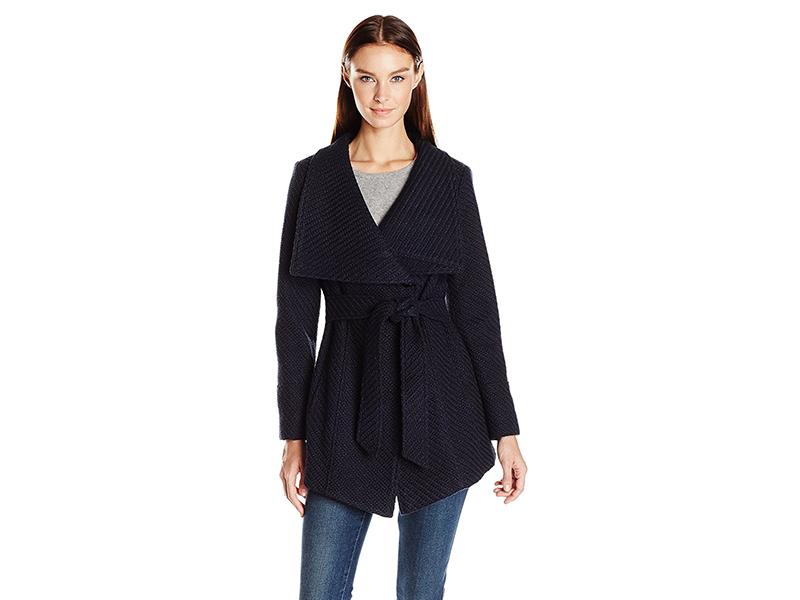 Jessica Simpson Wrap Coat